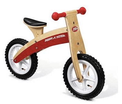 Radio Flyer Classic Glide Balance Bike