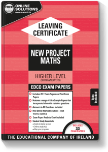 Leaving Certificate Maths Higher Level 2017
