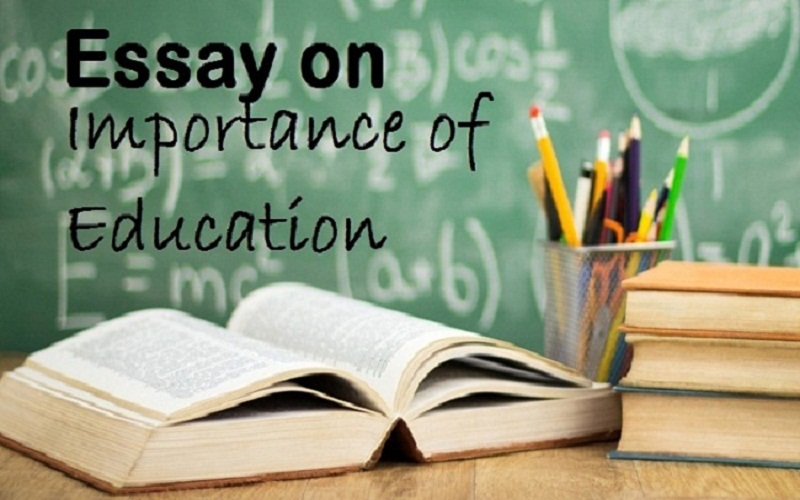 Short Essay on the Importance of Education