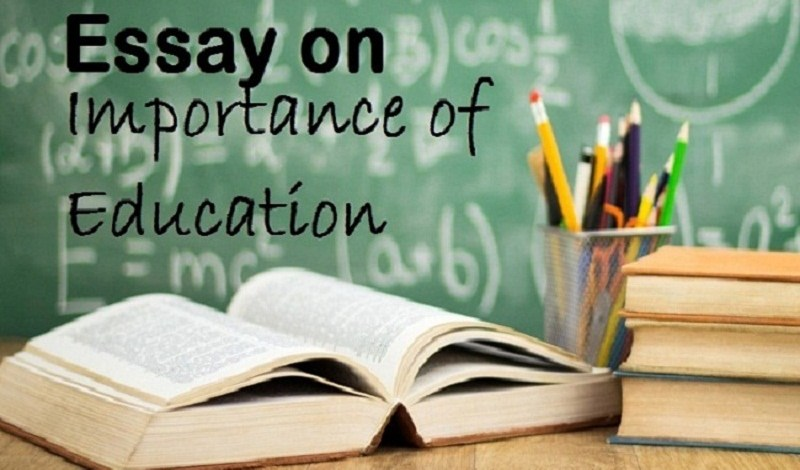 Essay on Education for all
