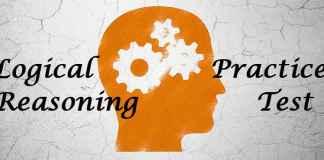 logical reasoning practice test