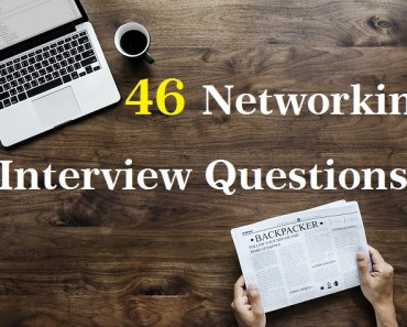 46-Important-Networking-Interview-Questions