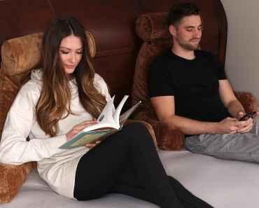best reading pillows