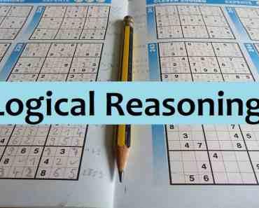 Logical Reasoning-
