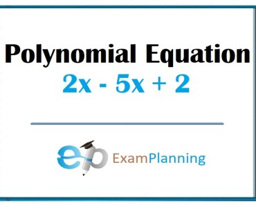 Polynomial Equation