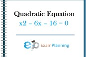 Quadratic Equation