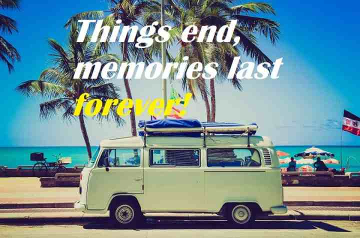 quotes about college memories