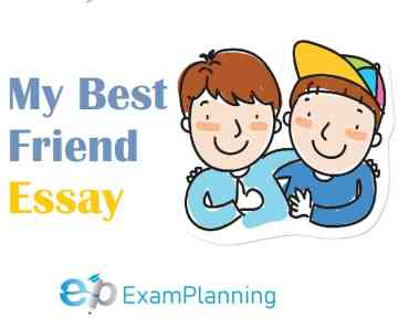 my best friend essay