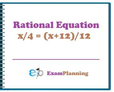 rational-equations