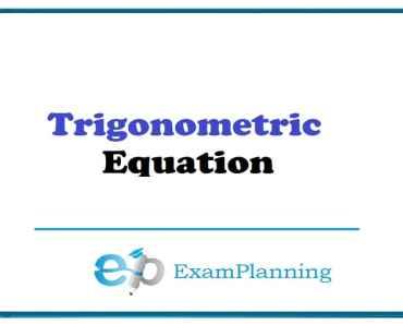Trigonometric-Equation