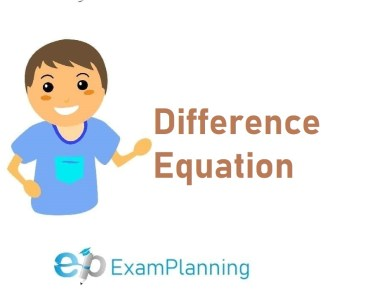 difference equation
