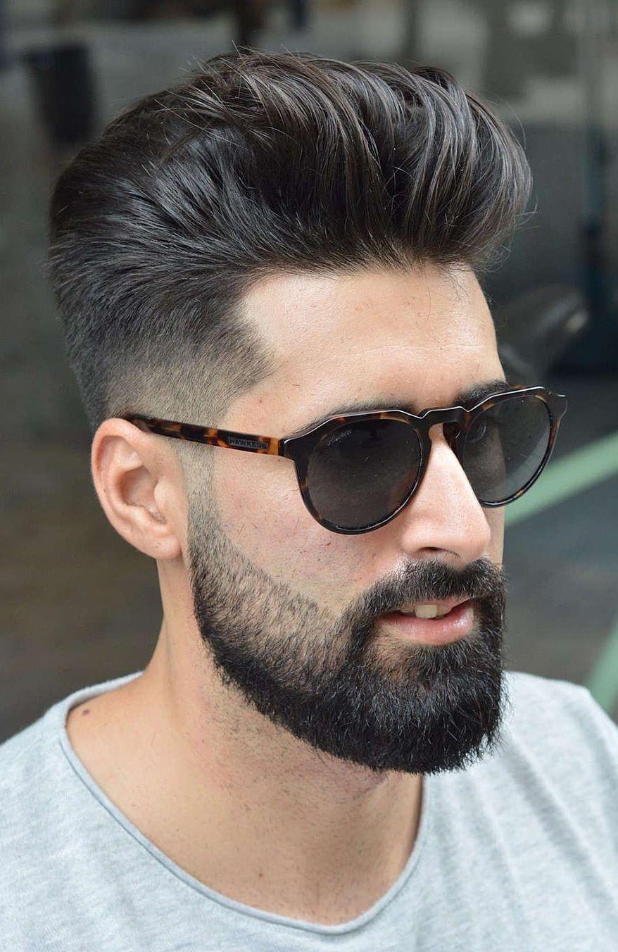 Quiff Men hairstyle