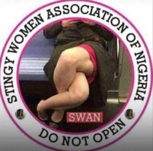 Stingy Women Association
