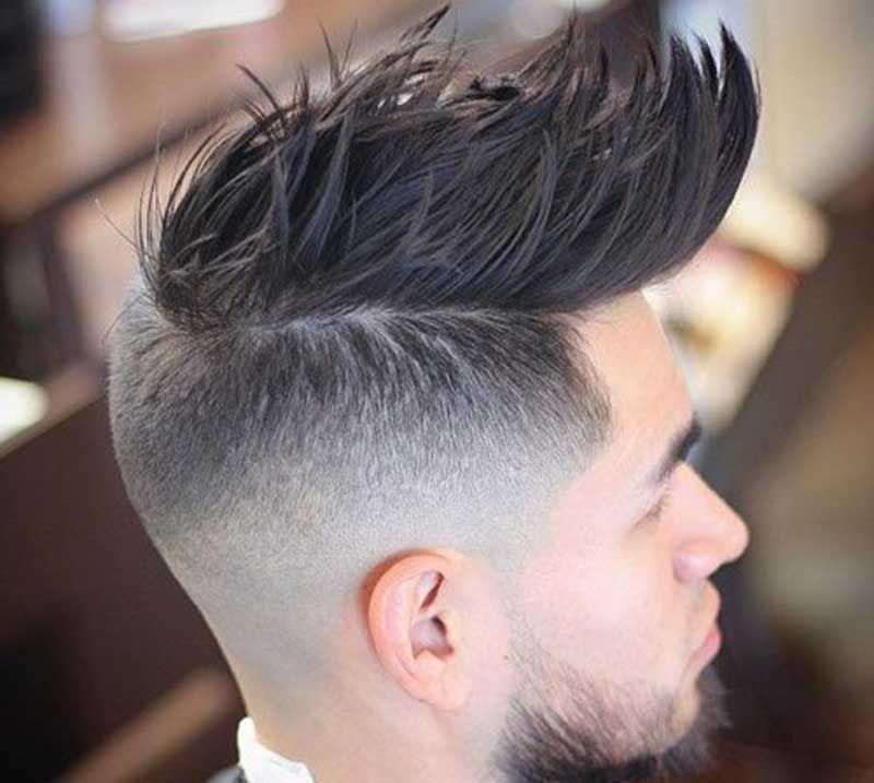 fauxhawk Men hairstyle