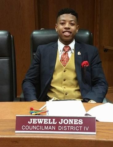 Jewell Jones Councilman