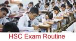 hsc routine 2016 exam
