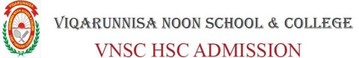 Viaqarunnisa Noon School College HSC Admission Circular