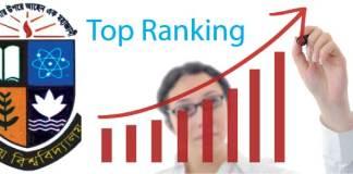 NU Top College Ranking List