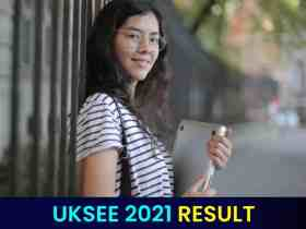 UKSEE Result 2021