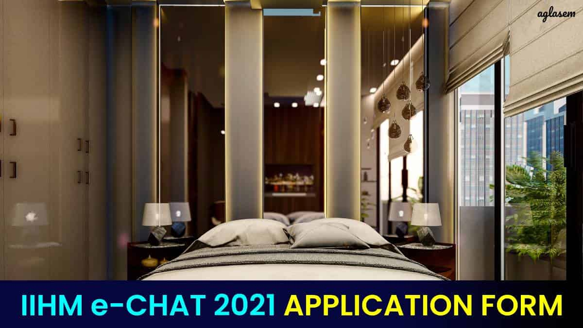 IIHM eCHAT 2021 Application Form