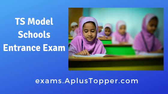 TS Model Schools Entrance Exam
