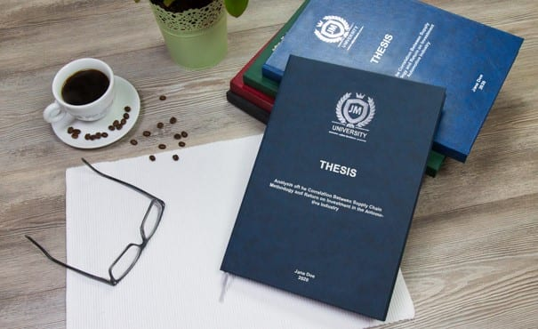 Printing & Binding A Thesis: The Ultimate How-to Guide - Exam Study Expert