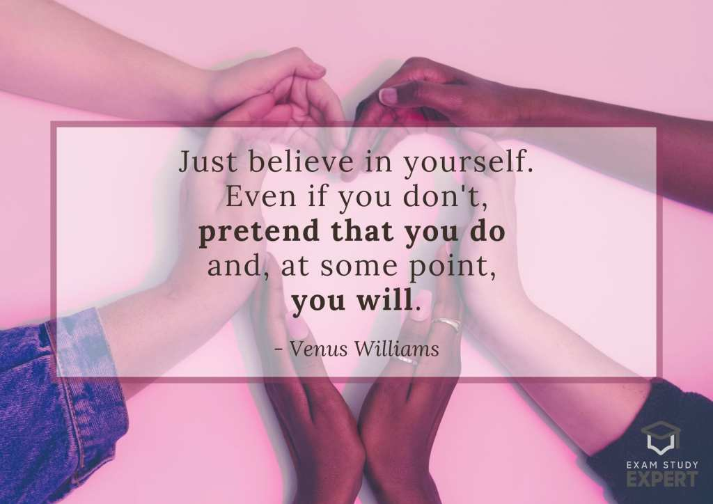 Inspirational quote by Venus Williams