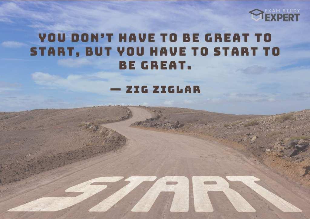 Inspirational quote by Zig Ziglar
