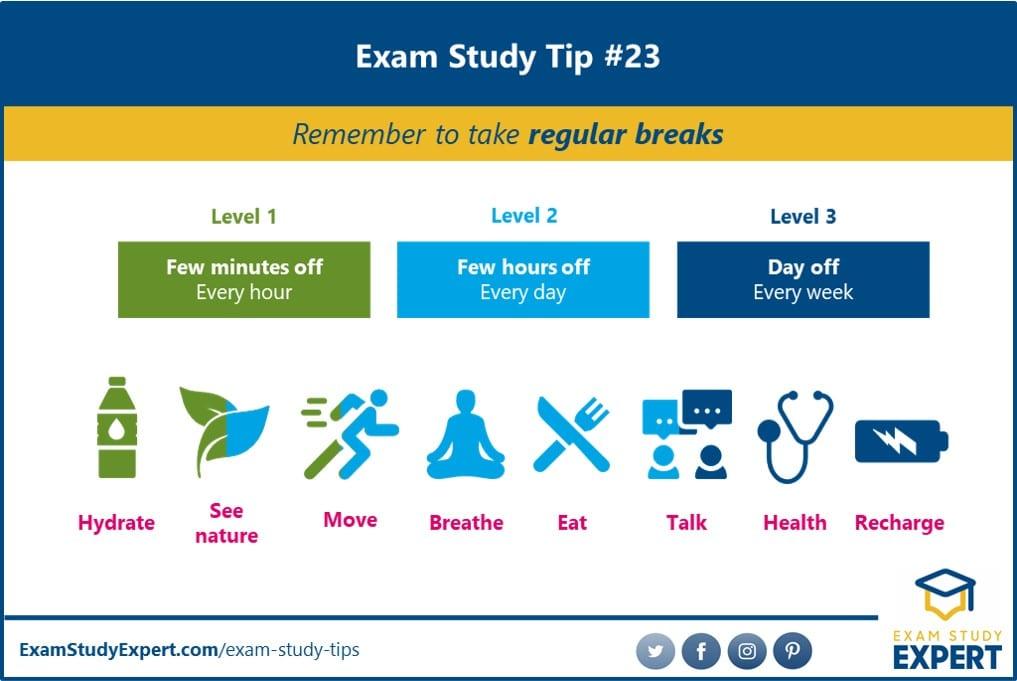 Effective study tips