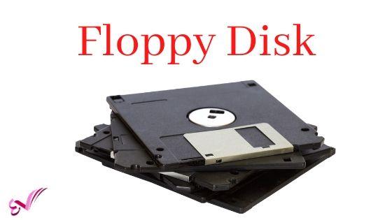 फ्लॉपी डिस्क (Floppy Disk)