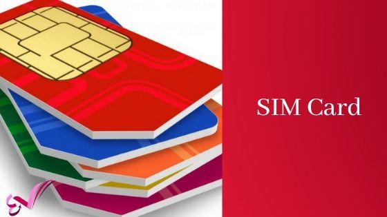 सब्सक्राइबर आइडेनिटटी माॅड्यूल, (SIM) क्या है?