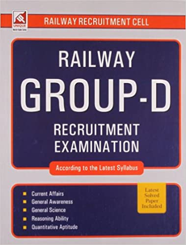 RRB - Group D Guide English Version
