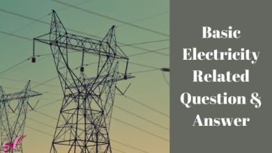 Photo of Basic Electricity Related Question & Answer