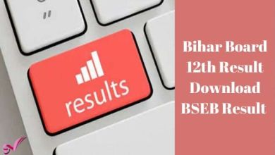 Photo of Bihar Board 12th Result Download – BSEB Result – 2020