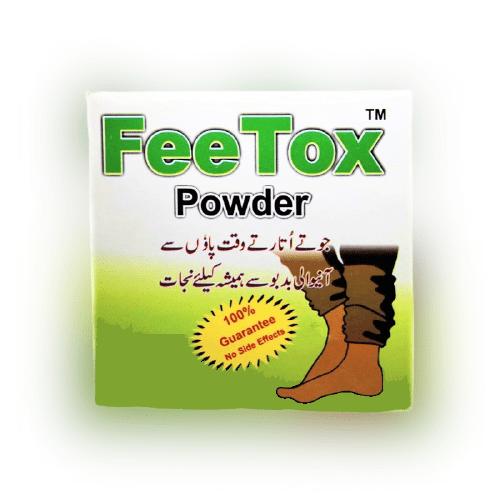 feetox powder