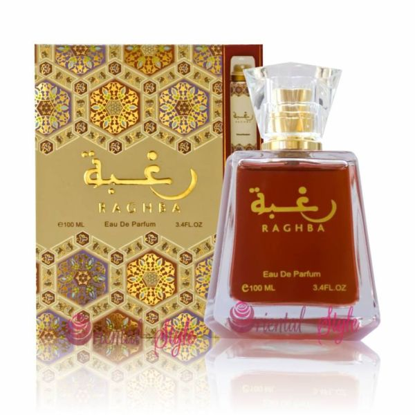 raghba lattafa perfume