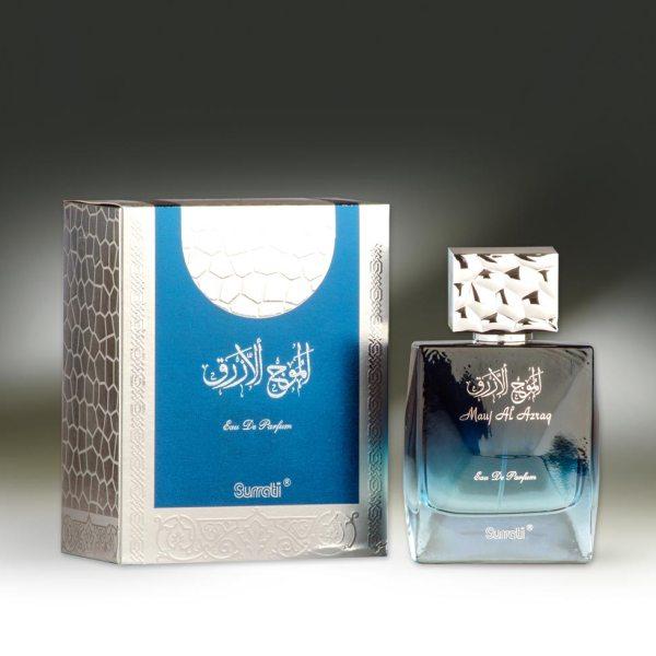 Mauj al azraq | Surrati Perfumes