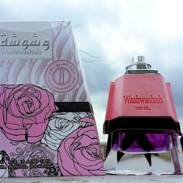 washwasha perfume