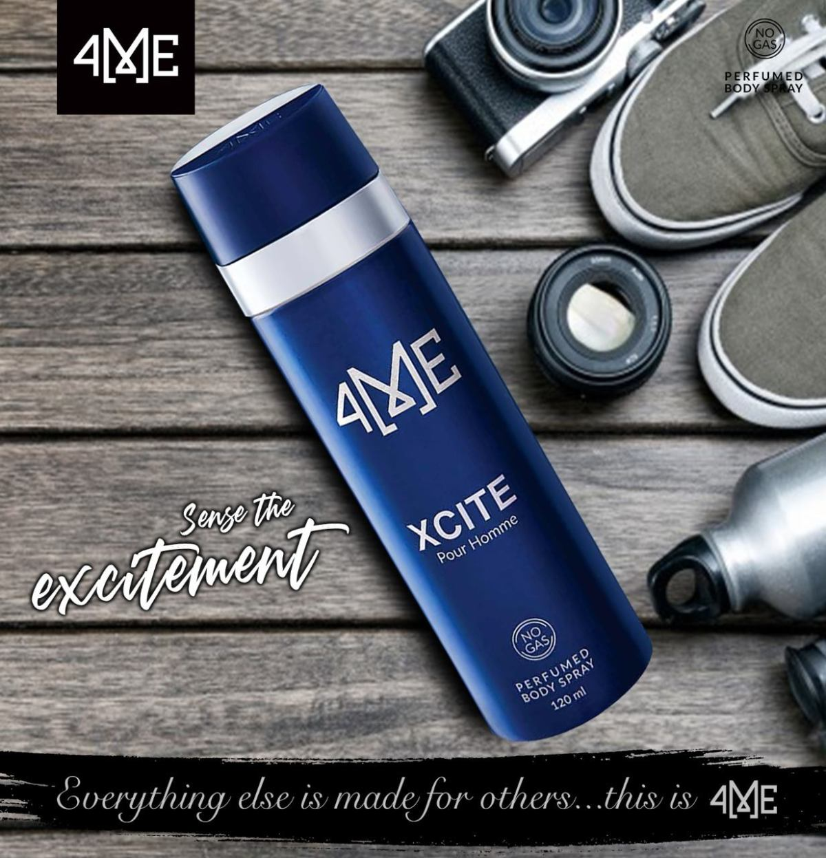 xcite body spray