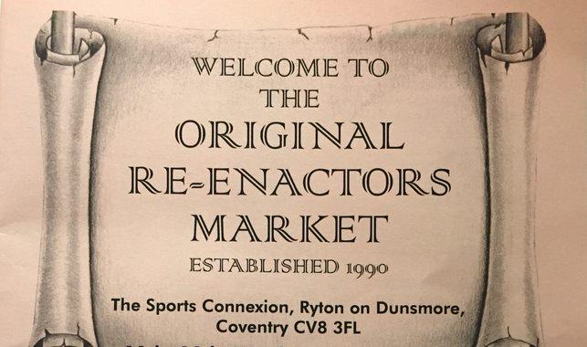 the original reenactor s