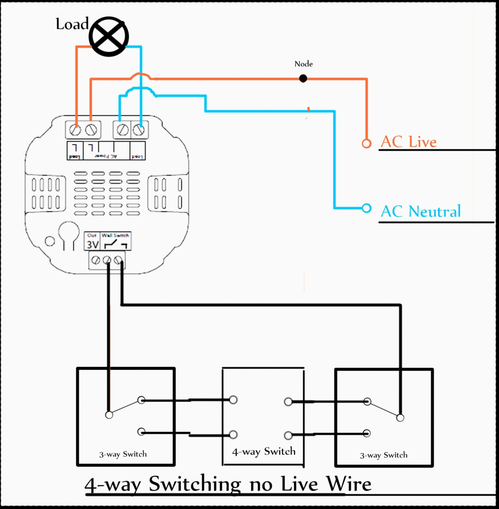 Lutron 3 Way Switch Wiring Diagram