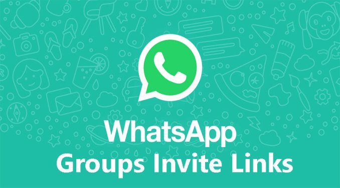 Whatsapp groups invite links
