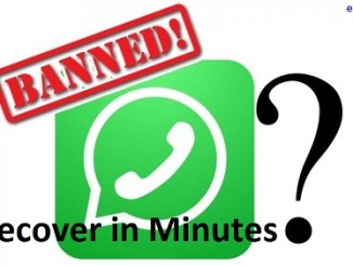 Recover Banned Whatsapp Account