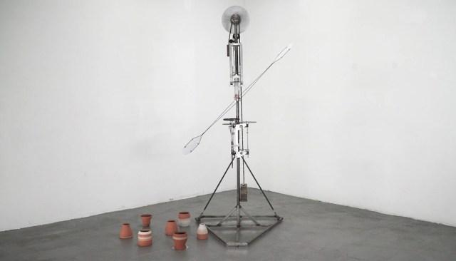 Expositie Daniel de Bruin in EXbunker tentoonstelling ruimte Utrecht