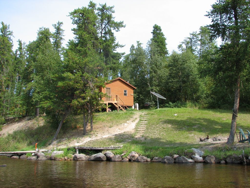 Headwaters Lake Outpost Cabin Pictures