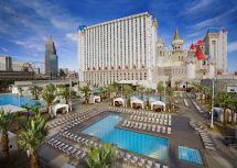 Excalibur Hotel Las Vegas Pool