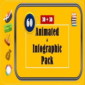 PPT-Slides-Pack custom design & animation