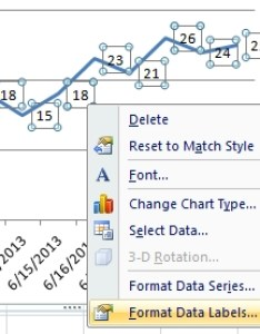 Right click menu also how to align or rotate chart titles in excel example rh