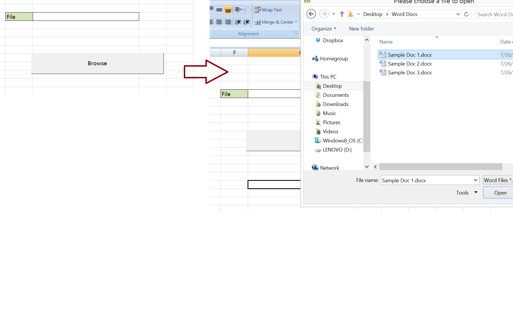 Excel Vba Check If File Open Another User