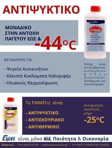 ΑΝΤΙΨΙΚΤΙΚΟ-ΠΑΡΑΦΛΟΥ -2019